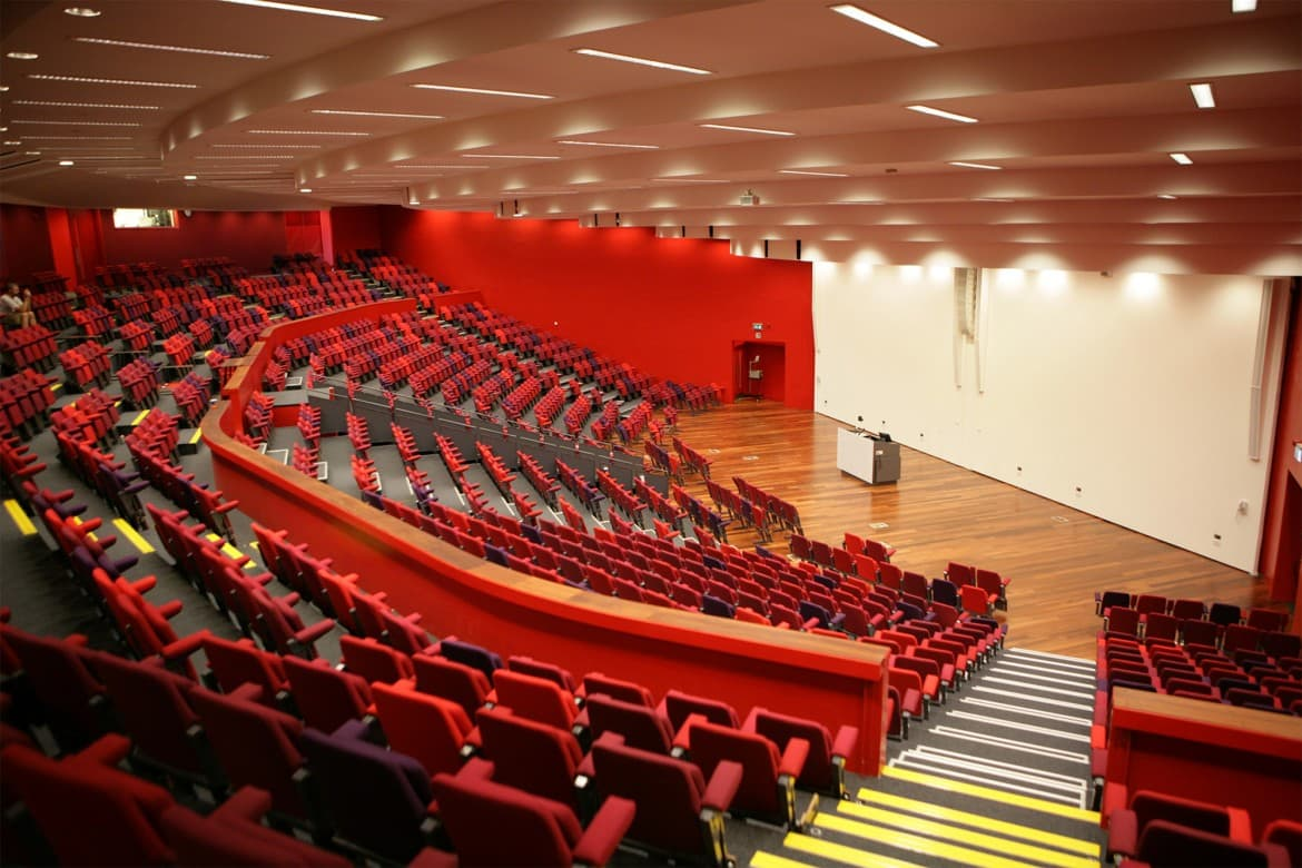 Ivor Crewe conference hire
