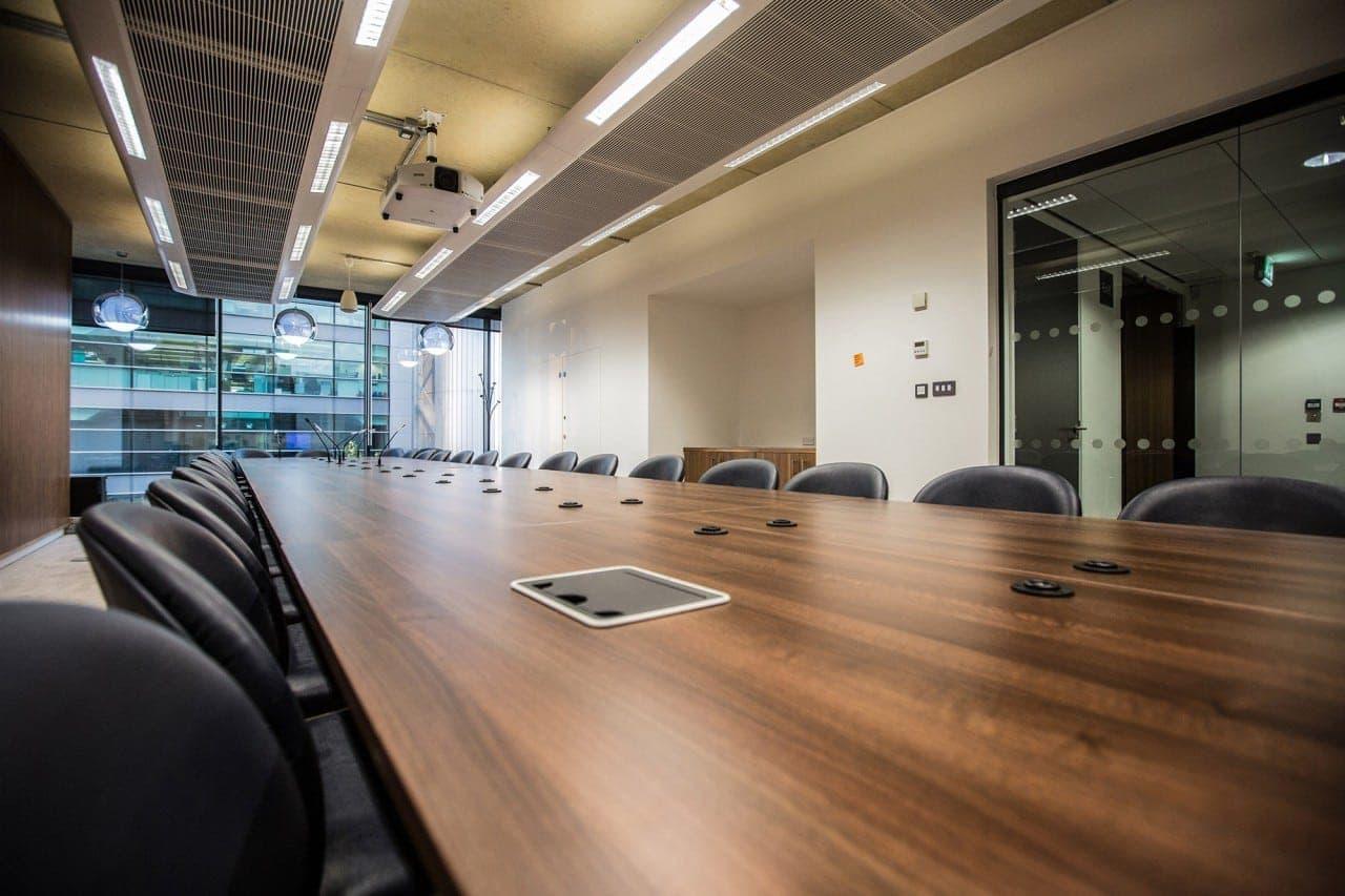 The Boardroom hire
