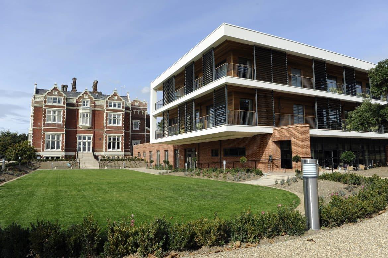 Wivenhoe House conference venue