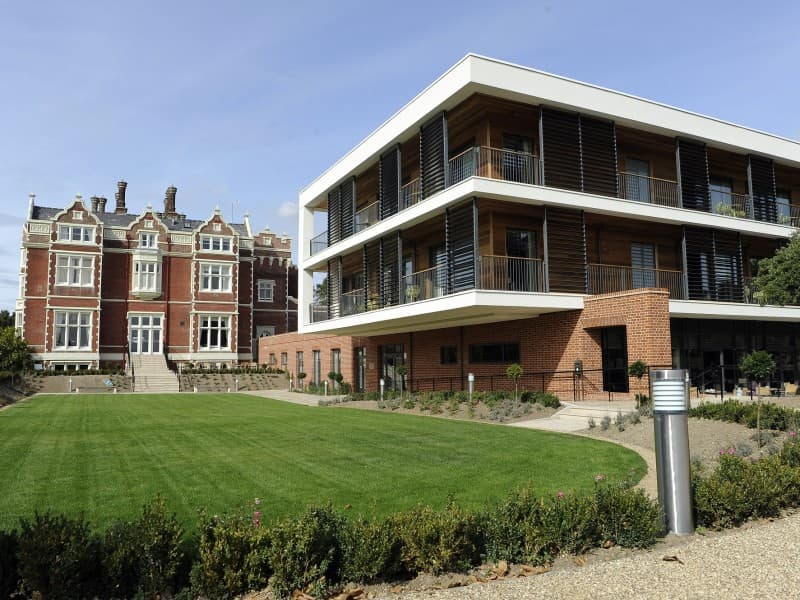 Wivenhoe House conference venue