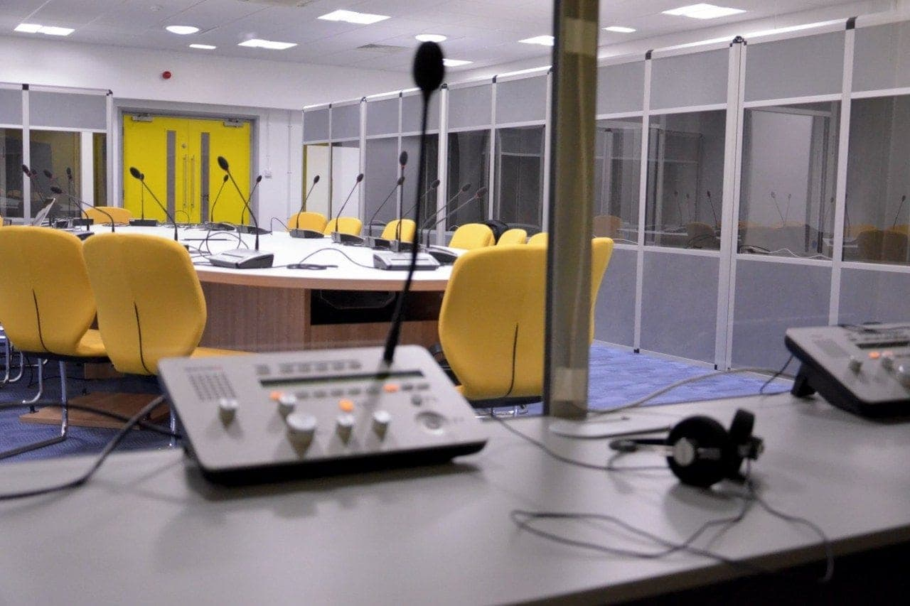 Interpreting Lab conference