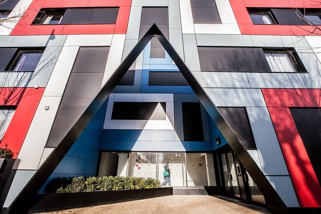 University Square Accommodation in Southend