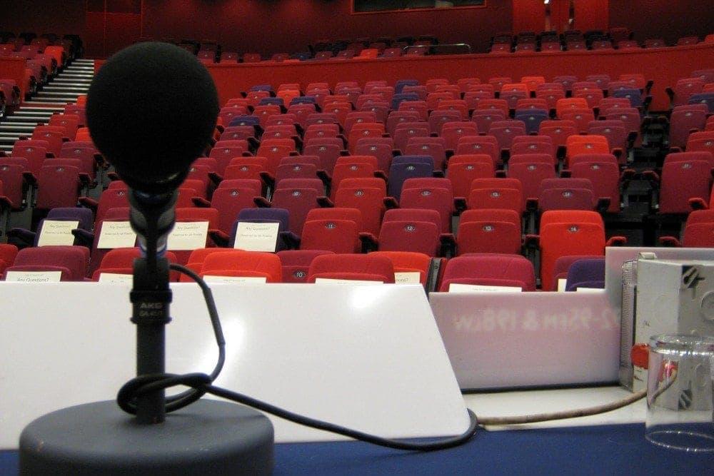 Ivor Crewe Seminar room