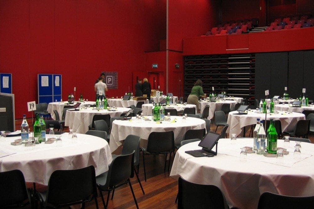 Ivor Crewe venue hire