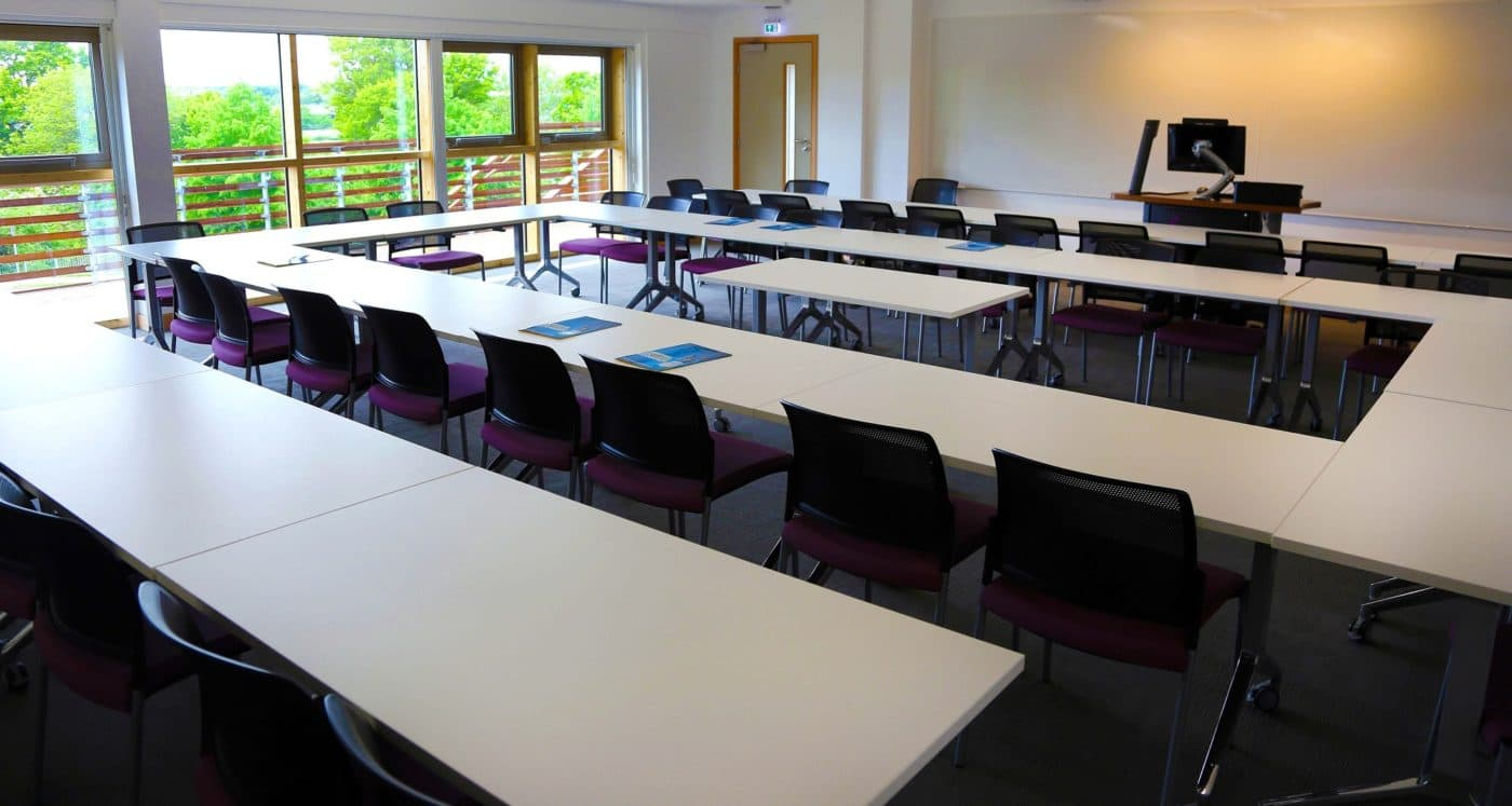 The Essex Business School training venue