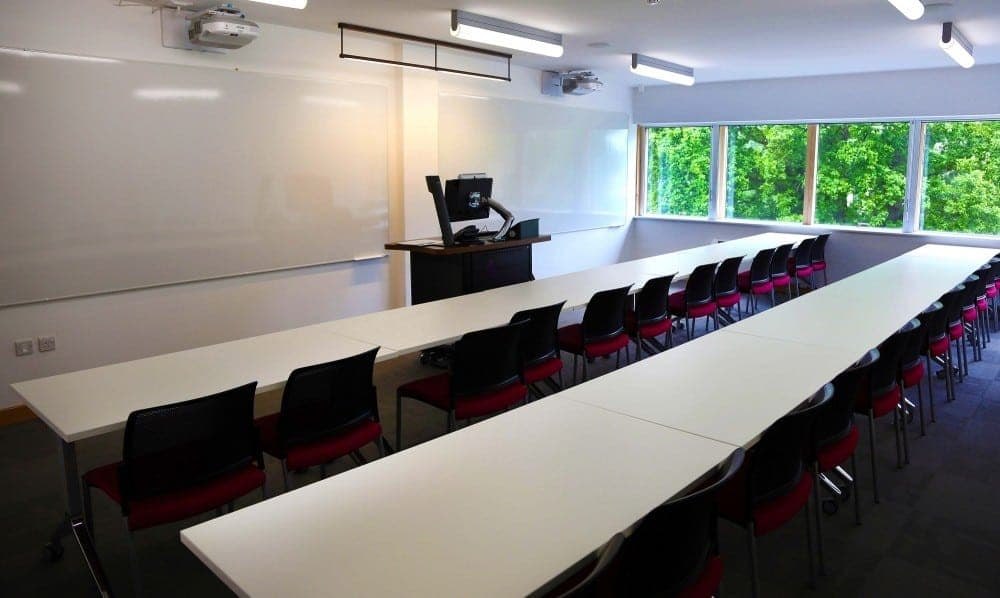 Essex Business School meeting room