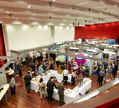 Ivor Crewe exhibition space