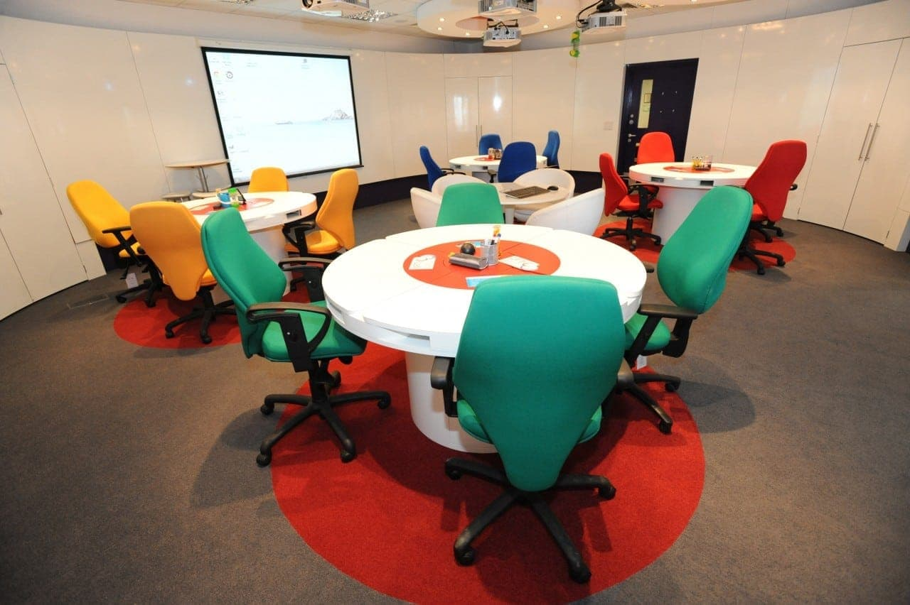 iLab training venue