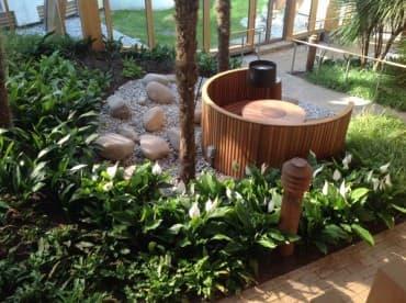 Indoor garden venue