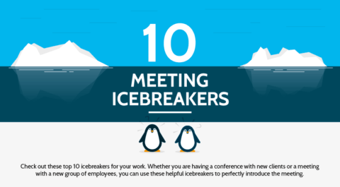 Ten meeting icebreakers