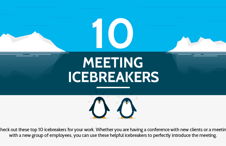 10 meeting icebreakers