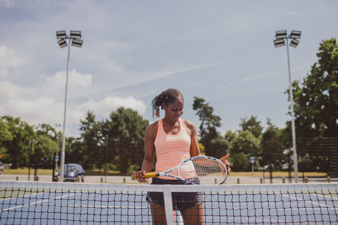 Tennis Photography - delegate offer