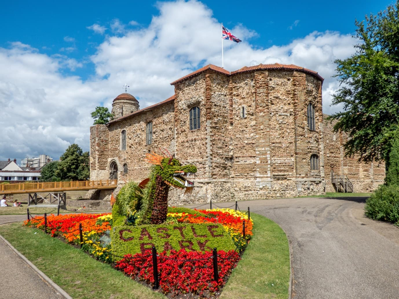 Picture of Colchester's Castle Park