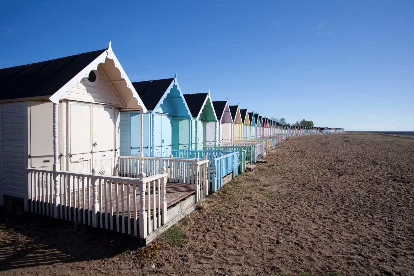 Picture of the Essex coastline.