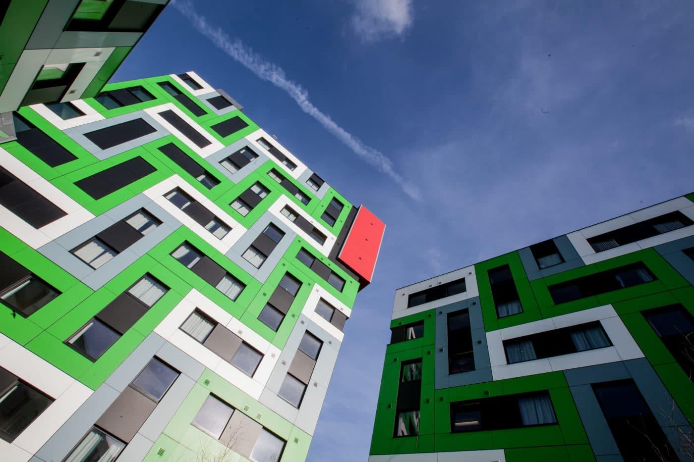 Accommodation University Square