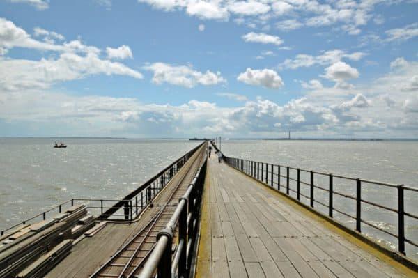 Southend on Sea pier