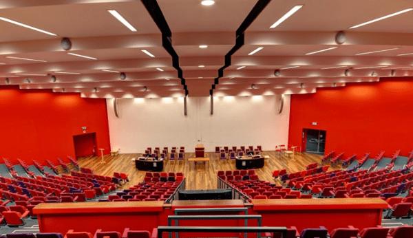 Ivor Crewe Lecture Theatre